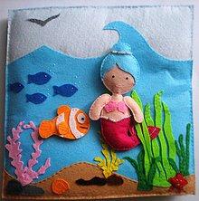 Hračky - Morská víla a čarovný podmorský svet (Emily) - 8767912_