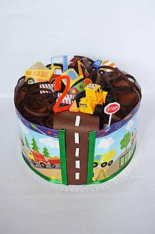 Detské doplnky - Plienkové torty na želanie - 25€ - 8768284_