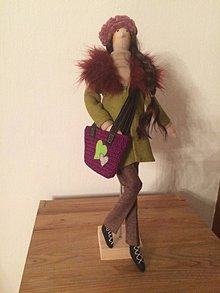 Bábiky - Tilda bábiky - 8768539_