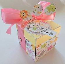 Papiernictvo - Detský narodeninový exploding box - 8771426_
