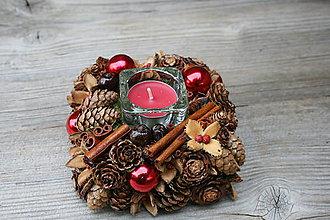 Svietidlá a sviečky - svietnik