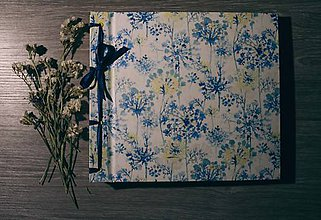 Papiernictvo - Fotoalbum klasický, polyetylénový obal s potlačou ,,Praslička,, - 8766424_
