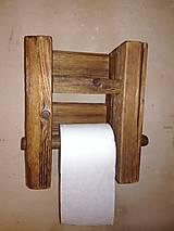 Držiak toaletného papiera