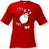 Ho Ho Ho - pánske tričko