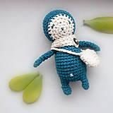 Hračky - bábika BABU - 8767497_