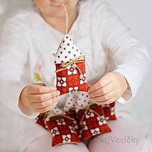 Dekorácie - Vianočné Domčeky - 8766089_