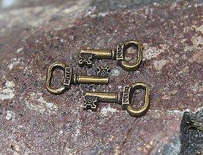 Komponenty - kľúčik malý - 8769406_