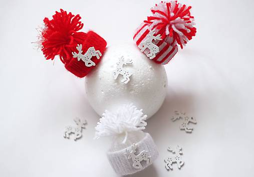 Vianočné čiapočky