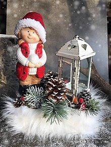 Dekorácie - Vianočná dekorácia VÝPREDAJ - 8767085_