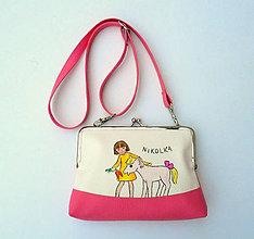 Detské tašky - nikolka - 8770060_