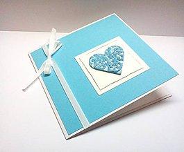 Papiernictvo - Pohľadnica ... Srdcová záležitosť II - 8775143_