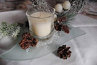 Svietidlá a sviečky - Svietnik... - 8773419_
