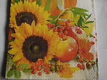 Papier - servítky 1740 ovocie (1476d) - 8773564_