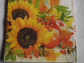 Papier - servítky 1740 ovocie (1740) - 8773599_