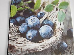 Papier - servítky 1740 ovocie (1744) - 8773702_