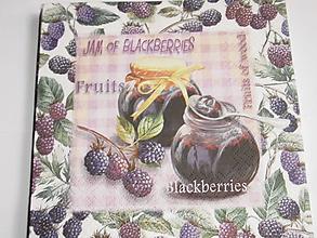 Papier - servítky 1740 ovocie (1745) - 8773714_