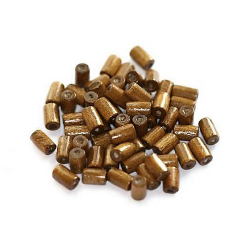 Drevené valčeky Capucino 8x4mm