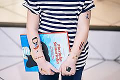 Nezaradené - Dočasné tetovačky - Marínka Somarinka (24) - 8774909_
