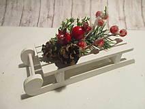 Dekorácie - Vianočná dekorácia - 8775638_