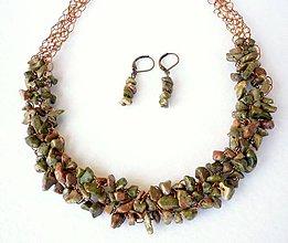 Sady šperkov - Náhrdelník