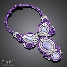 Náhrdelníky - Sutaškový náhrdelník Vilayna - 8773235_