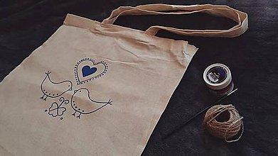 Nákupné tašky - Čip Čip taška - 8774938_