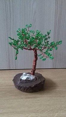 Dekorácie - Stredný stromček šťastia - 8772814_