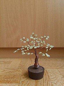 Dekorácie - Stredný stromček šťastia - 8772913_