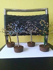 Dekorácie - Stromčeky šťastia - 8773648_