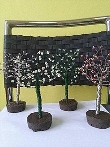 Dekorácie - Stromčeky šťastia - 8773661_