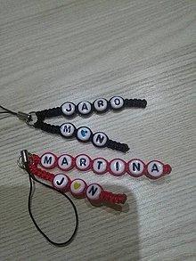 Kľúčenky - klúčenka s menom - 8773932_