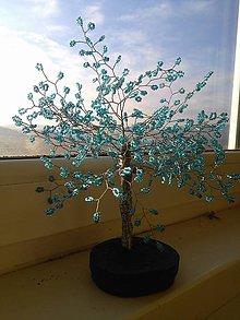 Dekorácie - Veľký stromček šťastia - 8774019_