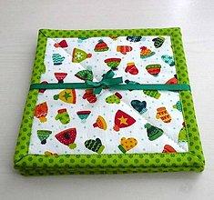 Úžitkový textil - Čiapky - 8774077_