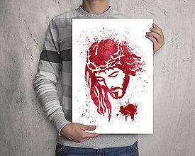 Grafika - Ježíš - 8773036_