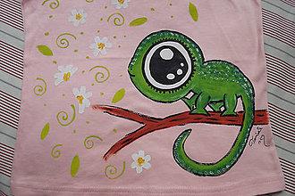 Tielka - Chameleon, těší mne S - 8776269_