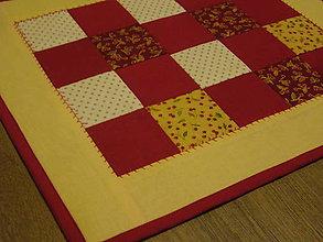 Úžitkový textil - Obrúsok,dečka,prestieranie - 8775095_