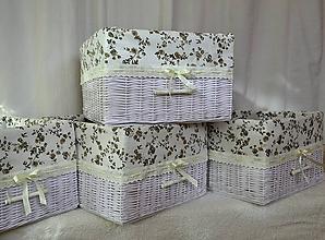 Košíky - Kvetinkové boxy EVULIK / ks - 8773240_