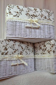 Košíky - Kvetinkové boxy EVULIK / ks - 8773245_