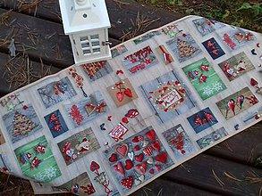Úžitkový textil - Christmas vanilla love two - 8778565_
