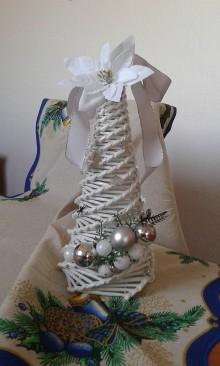 Dekorácie - Vianočný stromček - 8778292_
