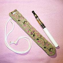 Taštičky - Puzdierko na e-cigaretu - 8781875_