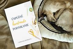 Knihy - Úspešné handmade podnikanie - kniha - 8780418_