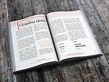 Knihy - Úspešné handmade podnikanie - kniha - 8780425_