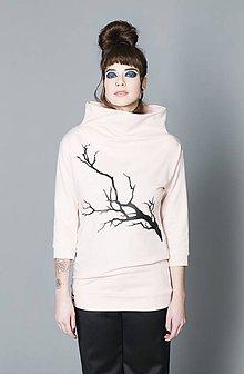 Tuniky - Halenka Rose Tree - 8782160_
