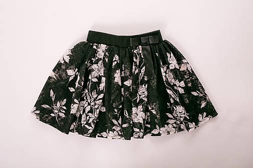 2401e11493a3 Dievčenská suknička   -MonRo- - SAShE.sk - Handmade Sukne
