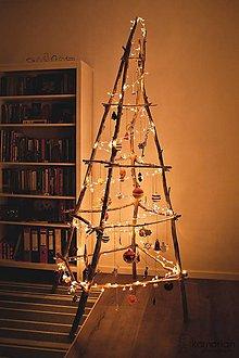 Dekorácie - vianočný stromček DRIFTWOOD - 8777555_