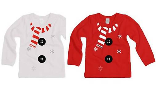 5ad12f8d84b4 Detské tričko so zimným motívom   ele-ele - SAShE.sk - Handmade ...