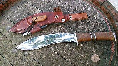 Nože - Nôž Kukri - 8778402_