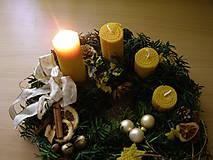 Svietidlá a sviečky - Točené sviečky valcové - 8777946_