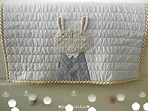Textil - detská deka unisex - 8777172_